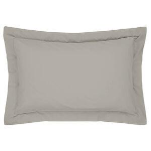 Oxford Luxury Percale Ice Grey Pillowcases
