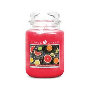 Goose Creek Grapefruit Mandarin 24oz Jar