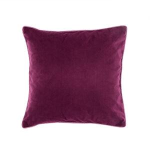 Naomi Cushion 45x45cm - Purple