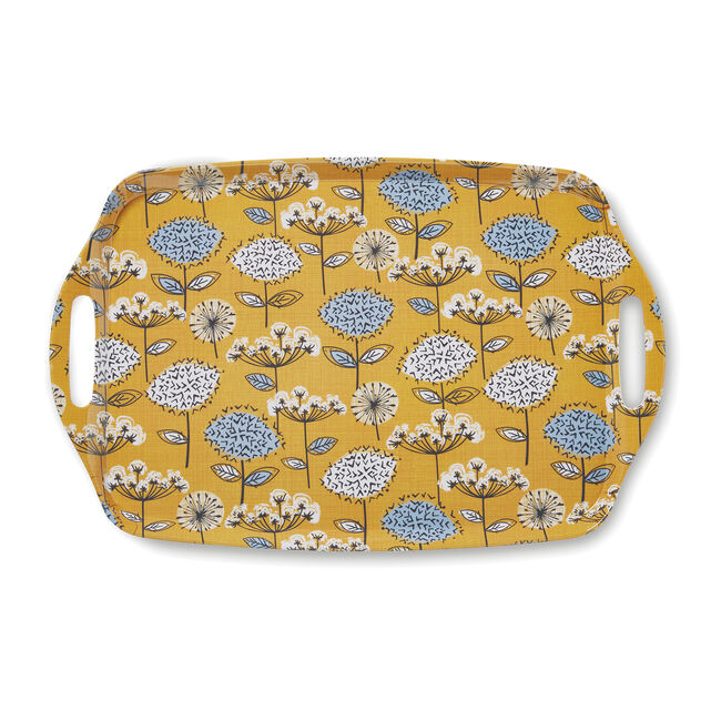 Retro Meadow Large Tray