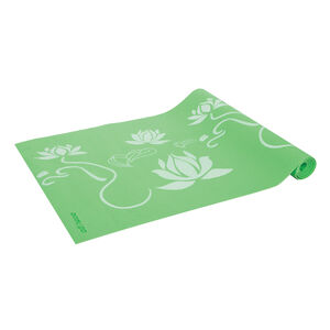 Body Go PVC Yoga Mat with Printed Surface