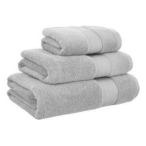 600GSM WESTBURY DOVE GREY 50x90 Hand Towel