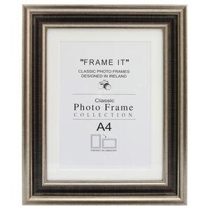 Med Antique Bronze Photo Frame A4