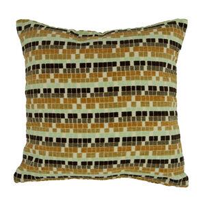 Boxes Cushion Oatmeal 58cm x 58cm