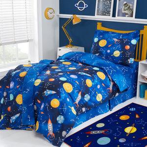 SPACE ODYSSEY Oxford Pillowcase Pair