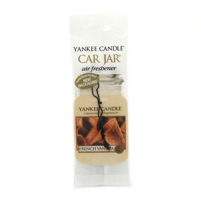 Yankee Candle French Vanilla Car Jar
