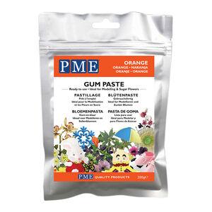 PME Orange Gum Paste