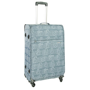 Large Memories Lightweight Suitcase
