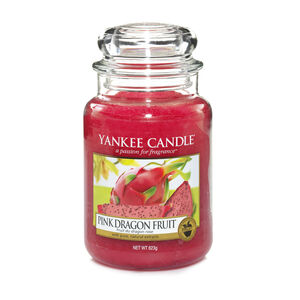Yankee Pink Dragon Fruit Large Jar