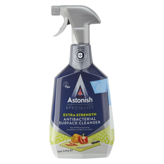 Astonish Specialist Antibacterial Surface Cleaner