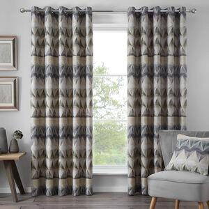 FLATIRON NAVY 66x54 Curtain