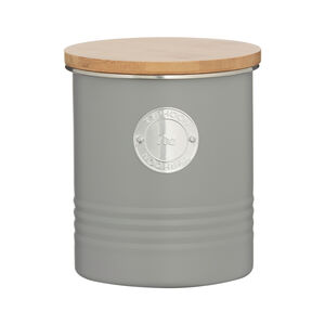 Typhoon Living Tea Cannister 1L - Grey