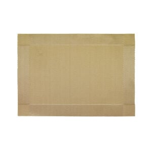 Netted Oxford Placemat - Gold