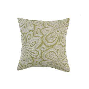 Annie Cushion Cover 45x45cm - Green