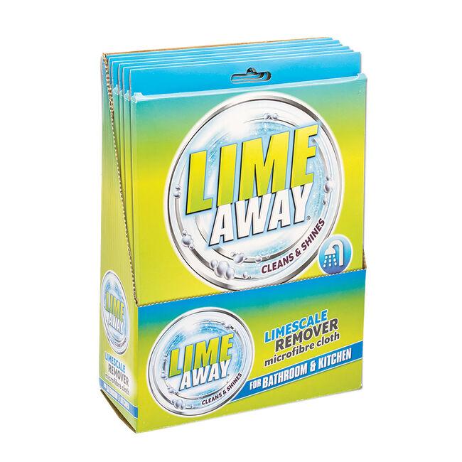 Lime Away Microfibre Cloth