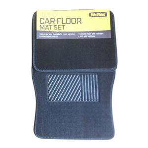 Car Floor Mat Black