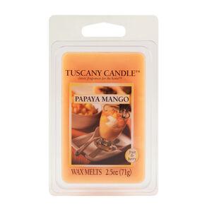 Tuscany Candle Melt Cube Papaya Mango