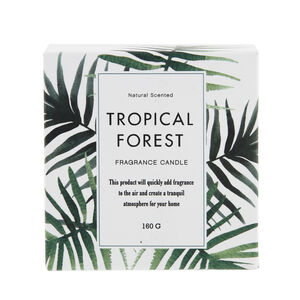 Tropical Forest Scented Candle