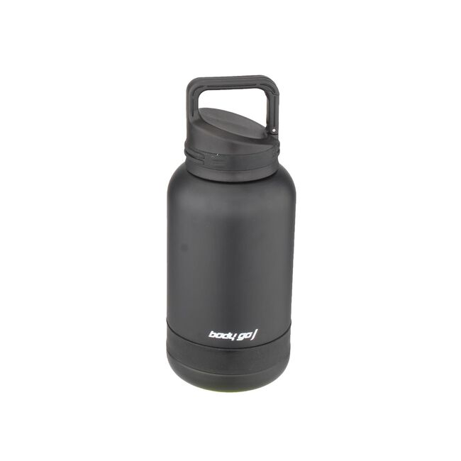 Bodygo Vacuum Sport Bottle 0.5L - Black