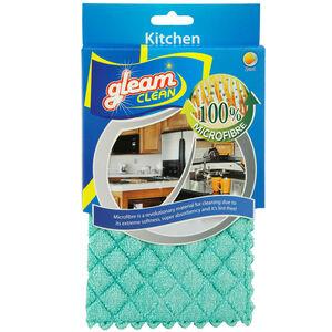Gleam Clean Microfibre Kitchen Sponge