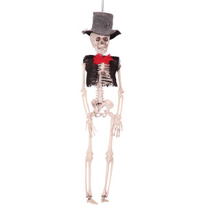 Skeleton Groom 16""