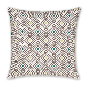 Sarmates Hunter/Green Cushion 58cm x 58cm