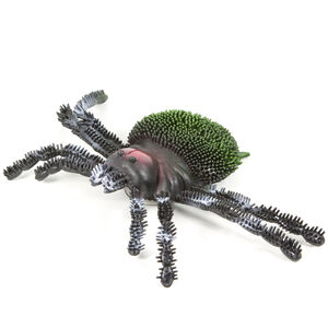 Creepy Spider With Suction Cup