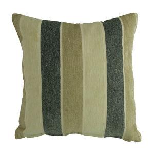 Lexington Stripe Cushion Grey 58cm x 58cm