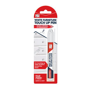 White Furniture Marker Pen