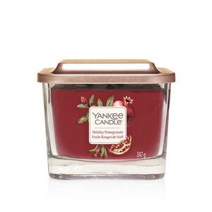 Elevation Holiday Pomegranate Medium Jar