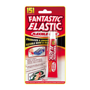 Fantastic Elastic Flexible Glue
