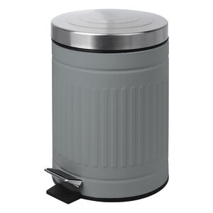Renzo 3 Litres Trash Can Slate Grey