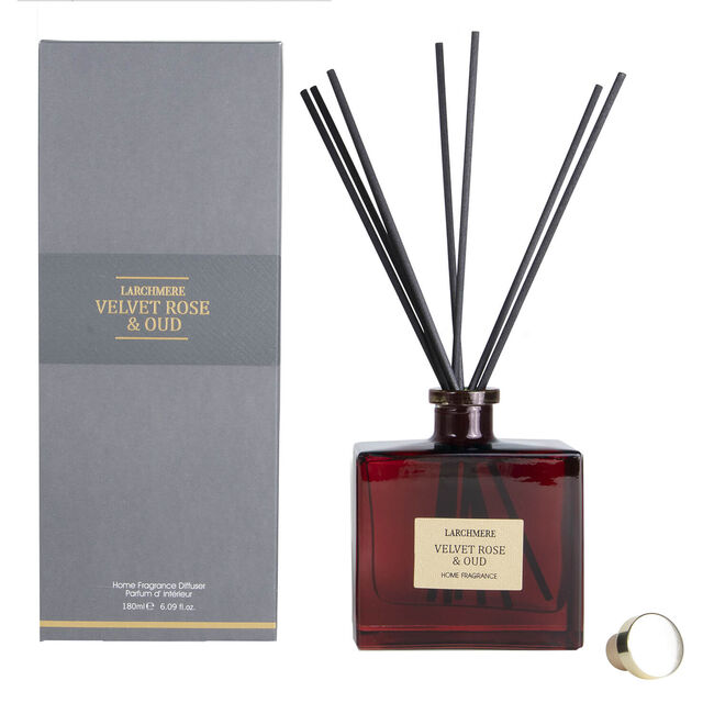 Larchmere Velvet Rose & Oud Reed Diffuser