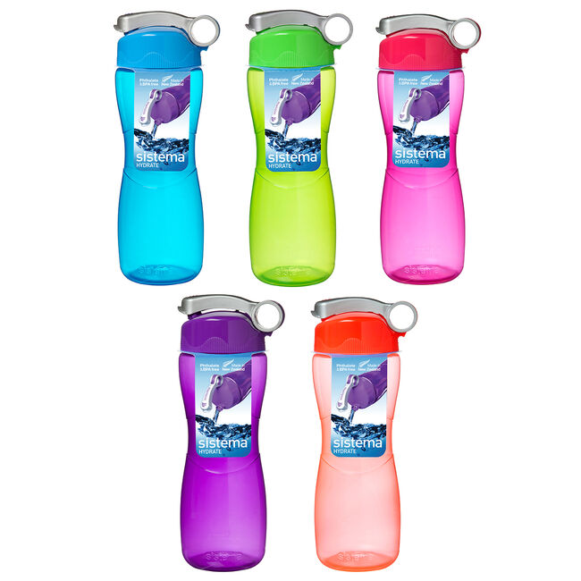 Sistema Hydration Hourglass Bottle 645ml