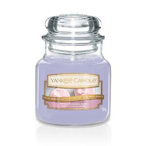 Yankee Candle Sweet Morning Rose Small Jar