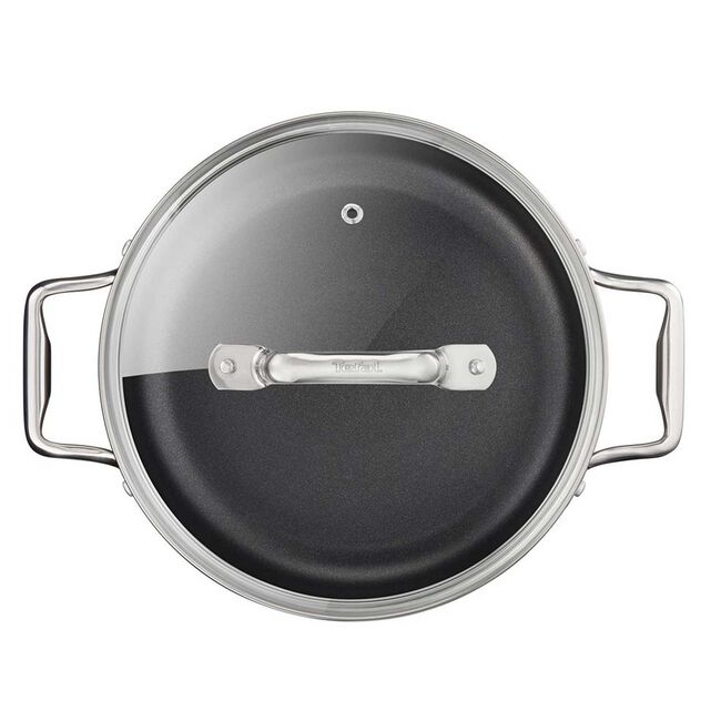 Tefal Pro Grade 5 Piece Cookware Set