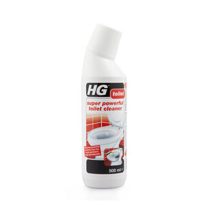 HG Super Powerful Toilet Cleaner .5L