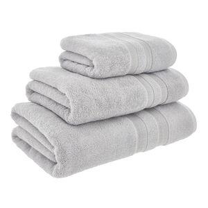 HOTEL LUXURY DOVE GREY 50x90 Hand Towel