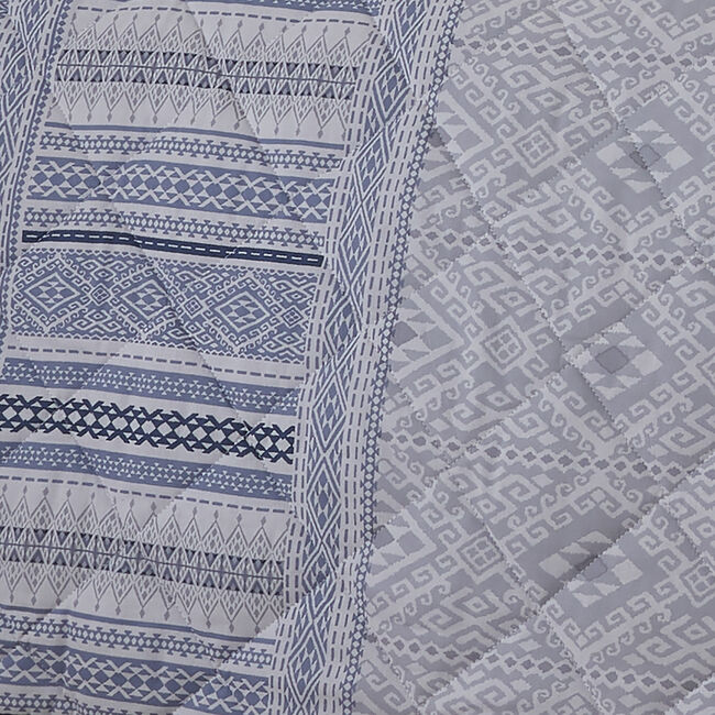 Richen Bedspread 200x220cm - Blue