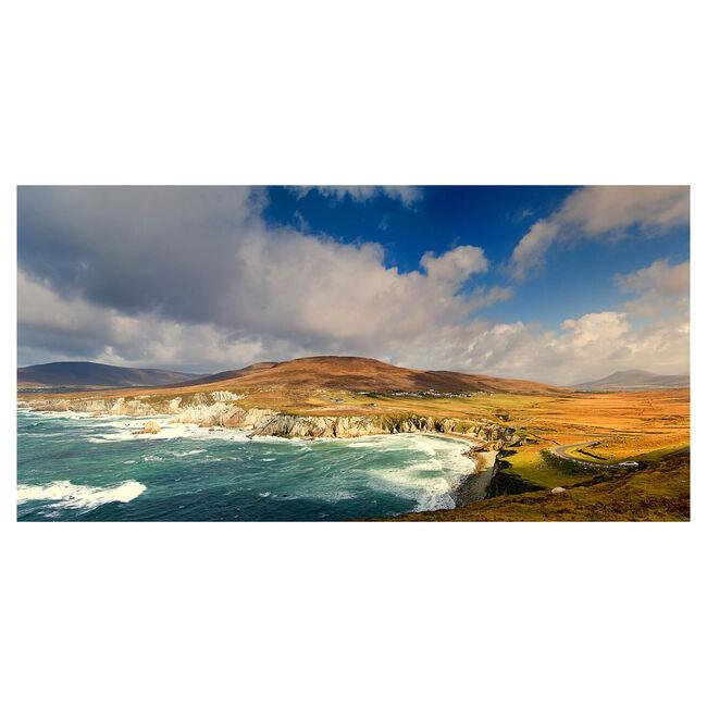 Atlantic Coast in Ireland Canvas