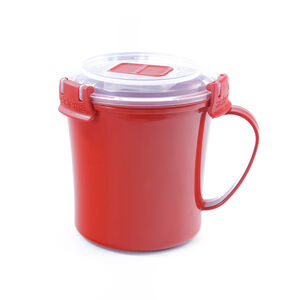 Klip It Microwave Soup Mug 656ml