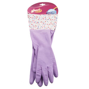 High Quality Latex Gloves Purple