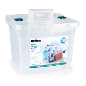 Beldray Large Caddy wth Lid