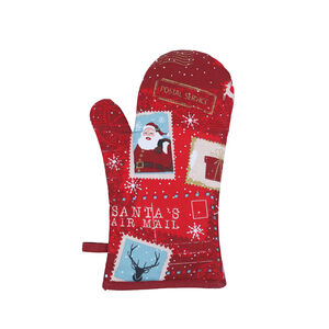 Northpole Express Single Oven Glove