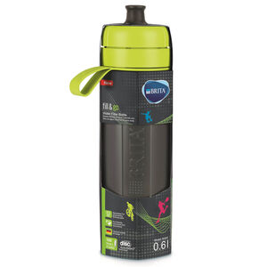 Brita Fill & Go Active Lime Water Bottle