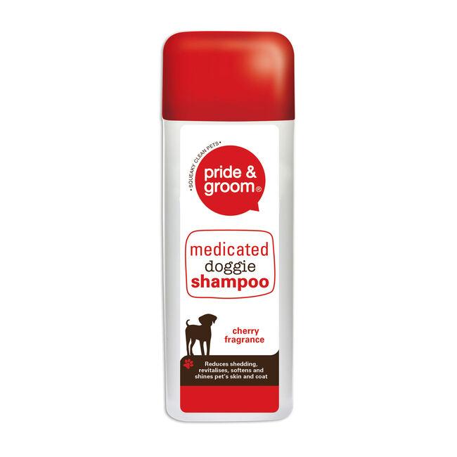 Pride & Groom Medicated Shampoo