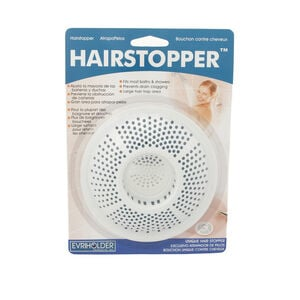 Hairstopper Bath Strainer