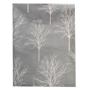 Winter Trees Tablecloth 140cm x 180cm