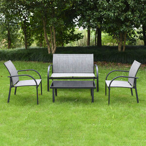 Sienna 4 Piece Garden Set