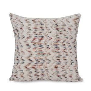 Iona Chevron Cushion 43x43cm - Natural